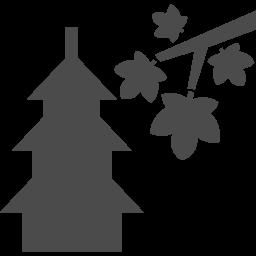 京都アイコン2 アイコン素材ダウンロードサイト Icooon Mono 商用利用可能なアイコン素材が無料 フリー ダウンロードできるサイト