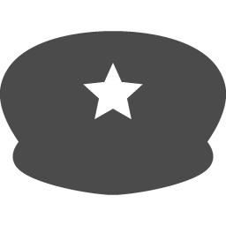 人民帽子アイコン1 アイコン素材ダウンロードサイト Icooon Mono 商用利用可能なアイコン素材が無料 フリー ダウンロードできるサイト