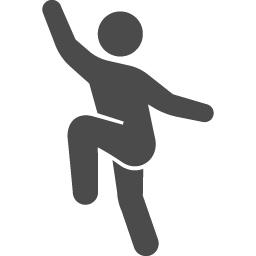 太極拳のピクトグラム2 アイコン素材ダウンロードサイト Icooon Mono 商用利用可能なアイコン素材が無料 フリー ダウンロードできるサイト