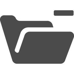 フォルダのフリーアイコン13 アイコン素材ダウンロードサイト Icooon Mono 商用利用可能なアイコン素材が無料 フリー ダウンロードできるサイト