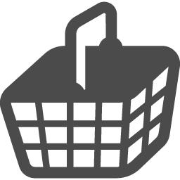 カゴアイコン アイコン素材ダウンロードサイト Icooon Mono 商用利用可能なアイコン素材が無料 フリー ダウンロードできるサイト