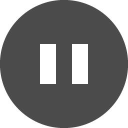 一時停止ボタン アイコン素材ダウンロードサイト Icooon Mono 商用利用可能なアイコン素材が無料 フリー ダウンロードできるサイト