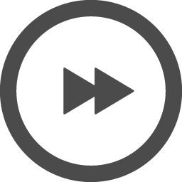 早送りボタン アイコン素材ダウンロードサイト Icooon Mono 商用利用可能なアイコン素材が無料 フリー ダウンロードできるサイト