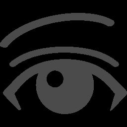 瞳アイコン1 アイコン素材ダウンロードサイト Icooon Mono 商用利用可能なアイコン素材が無料 フリー ダウンロードできるサイト