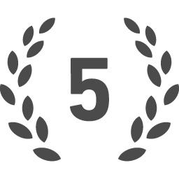 5位アイコン アイコン素材ダウンロードサイト Icooon Mono 商用利用可能なアイコン素材が無料 フリー ダウンロードできるサイト