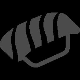 寿司のフリーイラスト アイコン素材ダウンロードサイト Icooon Mono 商用利用可能なアイコン素材が無料 フリー ダウンロードできるサイト