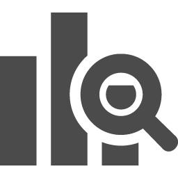 市場調査アイコン アイコン素材ダウンロードサイト Icooon Mono 商用利用可能なアイコン素材が無料 フリー ダウンロードできるサイト