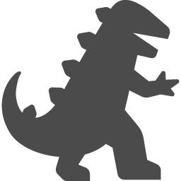 怪獣アイコン アイコン素材ダウンロードサイト Icooon Mono 商用利用可能なアイコン素材が無料 フリー ダウンロードできるサイト