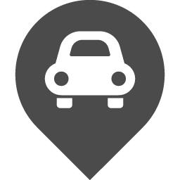 位置情報アイコン1 アイコン素材ダウンロードサイト Icooon Mono 商用利用可能なアイコン素材が無料 フリー ダウンロードできるサイト
