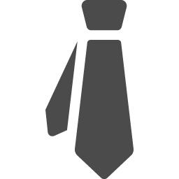 ネクタイアイコン2 アイコン素材ダウンロードサイト Icooon Mono 商用利用可能なアイコン素材が無料 フリー ダウンロードできるサイト