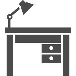 机のフリー素材 アイコン素材ダウンロードサイト Icooon Mono 商用利用可能なアイコン素材が無料 フリー ダウンロードできるサイト