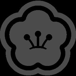梅アイコン4 アイコン素材ダウンロードサイト Icooon Mono 商用利用可能なアイコン素材が無料 フリー ダウンロードできるサイト