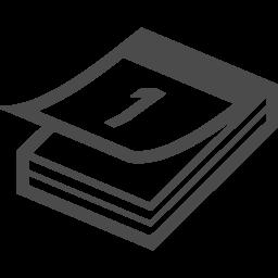 日めくりカレンダーアイコン アイコン素材ダウンロードサイト Icooon Mono 商用利用可能なアイコン素材が無料 フリー ダウンロードできるサイト
