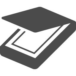 スキャナアイコン1 アイコン素材ダウンロードサイト Icooon Mono 商用利用可能なアイコン素材が無料 フリー ダウンロードできるサイト