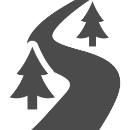 川のフリーアイコン6 アイコン素材ダウンロードサイト Icooon Mono 商用利用可能なアイコン 素材が無料 フリー ダウンロードできるサイト