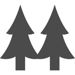 林のフリーアイコン アイコン素材ダウンロードサイト Icooon Mono 商用利用可能なアイコン素材が無料 フリー ダウンロードできるサイト