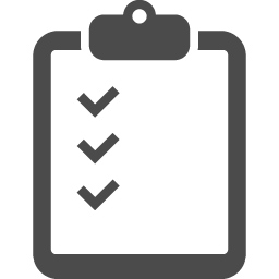アンケートシートアイコン アイコン素材ダウンロードサイト Icooon Mono 商用利用可能なアイコン 素材が無料 フリー ダウンロードできるサイト