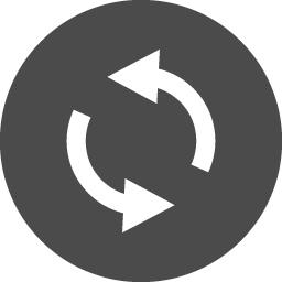 更新ボタン アイコン素材ダウンロードサイト Icooon Mono 商用利用可能なアイコン素材が無料 フリー ダウンロードできるサイト