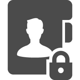 個人情報ファイルのフリー素材6 アイコン素材ダウンロードサイト Icooon Mono 商用利用可能なアイコン素材 が無料 フリー ダウンロードできるサイト