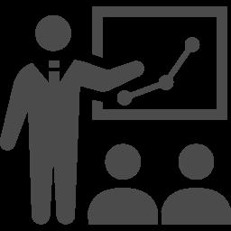 プレゼンテーションのピクトグラム アイコン素材ダウンロードサイト Icooon Mono 商用利用可能なアイコン素材が無料 フリー ダウンロードできるサイト