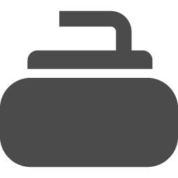 カーリングのフリー素材1 アイコン素材ダウンロードサイト Icooon Mono 商用利用可能なアイコン素材が無料 フリー ダウンロードできるサイト