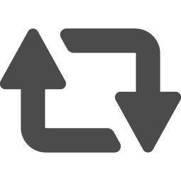 リツイートアイコン アイコン素材ダウンロードサイト Icooon Mono 商用利用可能なアイコン素材が無料 フリー ダウンロードできるサイト