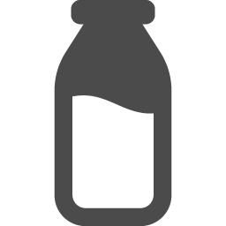 牛乳アイコン2 アイコン素材ダウンロードサイト Icooon Mono 商用利用可能なアイコン素材が無料 フリー ダウンロードできるサイト