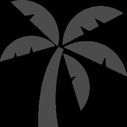 椰子の木アイコン6 アイコン素材ダウンロードサイト Icooon Mono 商用利用可能なアイコン素材が無料 フリー ダウンロードできるサイト