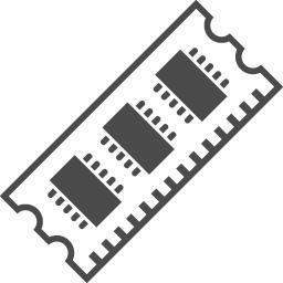 メモリアイコン4 アイコン素材ダウンロードサイト Icooon Mono 商用利用可能なアイコン素材が無料 フリー ダウンロードできるサイト