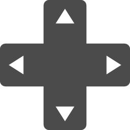 十字ボタンアイコン アイコン素材ダウンロードサイト Icooon Mono 商用利用可能なアイコン素材が無料 フリー ダウンロードできるサイト
