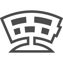 出島アイコン2 アイコン素材ダウンロードサイト Icooon Mono 商用利用可能なアイコン素材が無料 フリー ダウンロードできるサイト