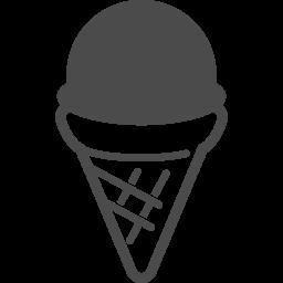 アイスクリームのフリー素材 アイコン素材ダウンロードサイト Icooon Mono 商用利用可能なアイコン素材が無料 フリー ダウンロードできるサイト