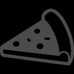ピザアイコン5 アイコン素材ダウンロードサイト Icooon Mono 商用利用可能なアイコン素材が無料 フリー ダウンロードできるサイト