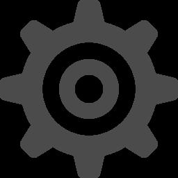 ギアアイコン アイコン素材ダウンロードサイト Icooon Mono 商用利用可能なアイコン素材が無料 フリー ダウンロードできるサイト