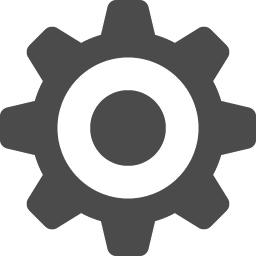 設定アイコン アイコン素材ダウンロードサイト Icooon Mono 商用利用可能なアイコン素材が無料 フリー ダウンロードできるサイト