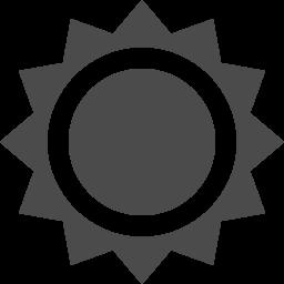 明るさアイコン アイコン素材ダウンロードサイト Icooon Mono 商用利用可能なアイコン素材が無料 フリー ダウンロードできるサイト