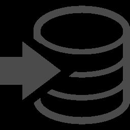 データベースの無料アイコン2 アイコン素材ダウンロードサイト Icooon Mono 商用利用可能なアイコン素材が無料 フリー ダウンロードできるサイト