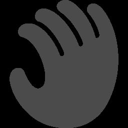掴むアイコン1 アイコン素材ダウンロードサイト Icooon Mono 商用利用可能なアイコン素材が無料 フリー ダウンロードできるサイト