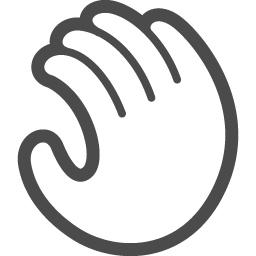 掴むのフリーアイコン2 アイコン素材ダウンロードサイト Icooon Mono 商用利用可能なアイコン素材が無料 フリー ダウンロードできるサイト