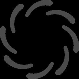 台風の無料イラスト アイコン素材ダウンロードサイト Icooon Mono 商用利用可能なアイコン素材が無料 フリー ダウンロードできるサイト