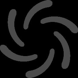 台風アイコン アイコン素材ダウンロードサイト Icooon Mono 商用利用可能なアイコン素材が無料 フリー ダウンロードできるサイト