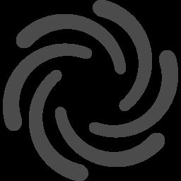台風のフリー素材 アイコン素材ダウンロードサイト Icooon Mono 商用利用可能なアイコン素材が無料 フリー ダウンロードできるサイト