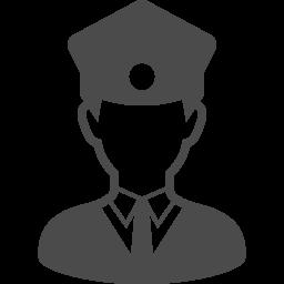 警備員アイコン アイコン素材ダウンロードサイト Icooon Mono 商用利用可能なアイコン素材が無料 フリー ダウンロードできるサイト