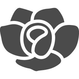 バラアイコン アイコン素材ダウンロードサイト Icooon Mono 商用利用可能なアイコン素材が無料 フリー ダウンロードできるサイト