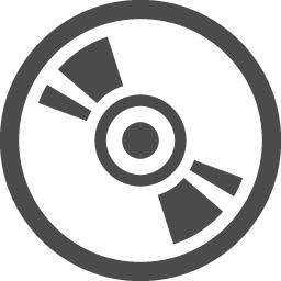 コンパクトディスクアイコン アイコン素材ダウンロードサイト Icooon Mono 商用利用可能なアイコン素材が無料 フリー ダウンロードできるサイト