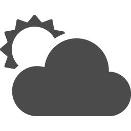 天気記号1 アイコン素材ダウンロードサイト Icooon Mono 商用利用可能なアイコン素材が無料 フリー ダウンロードできるサイト