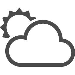 天気記号4 アイコン素材ダウンロードサイト Icooon Mono 商用利用可能なアイコン素材が無料 フリー ダウンロードできるサイト