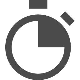 ストップウォッチのフリーアイコン アイコン素材ダウンロードサイト Icooon Mono 商用利用可能なアイコン素材が無料 フリー ダウンロードできるサイト