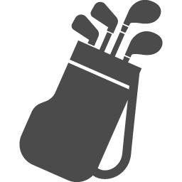 ゴルフバッグアイコン アイコン素材ダウンロードサイト Icooon Mono 商用利用可能なアイコン素材が無料 フリー ダウンロードできるサイト