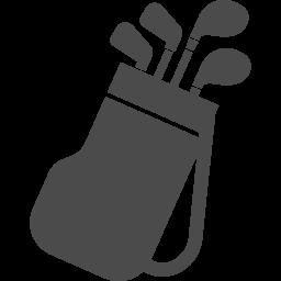 ゴルフバッグアイコン アイコン素材ダウンロードサイト Icooon Mono 商用利用可能なアイコン素材が無料 フリー ダウンロード できるサイト